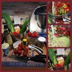 Tortellini Salat mit Ananas