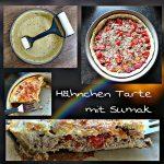 Hähnchen Tarte mit Sumak