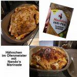 Hähnchen aus dem Ofenmeister