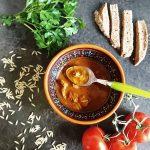 Kritharaki Suppe von Imti